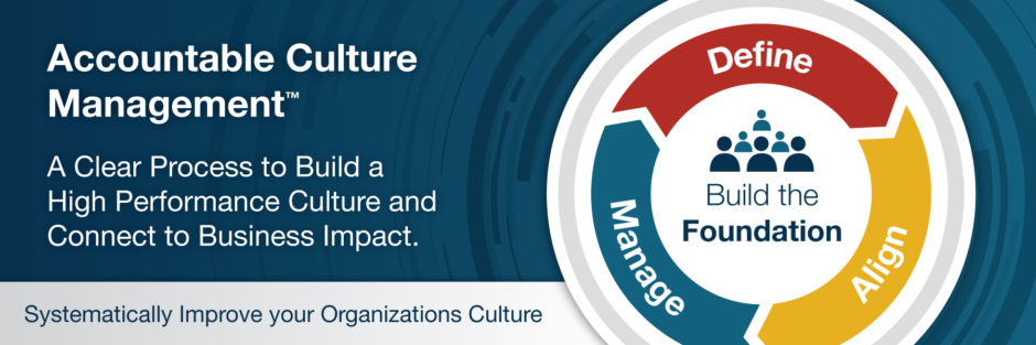 ACM™ – Accountable Culture Management